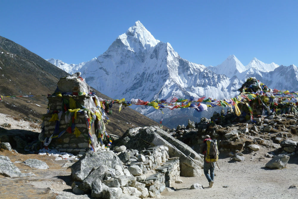 Gokyo-Everest-Trekking - Top of the World