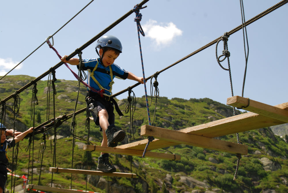 Swiss Outdoor Family Day Weekend (2 Tage)